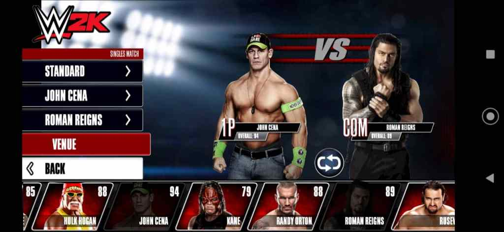 WWE 2K 15 Apk For Android Download