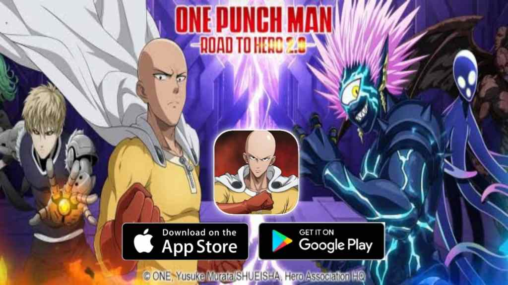 One Punch Man Road to Hero 2.0 Apk Download