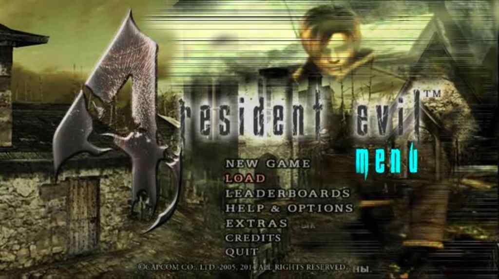 Resident Evil 4 Apk download