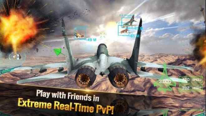 Jet Fighter Warplanes Game