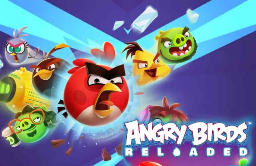 Angry Birds Reloaded Apk Download for Android and ios