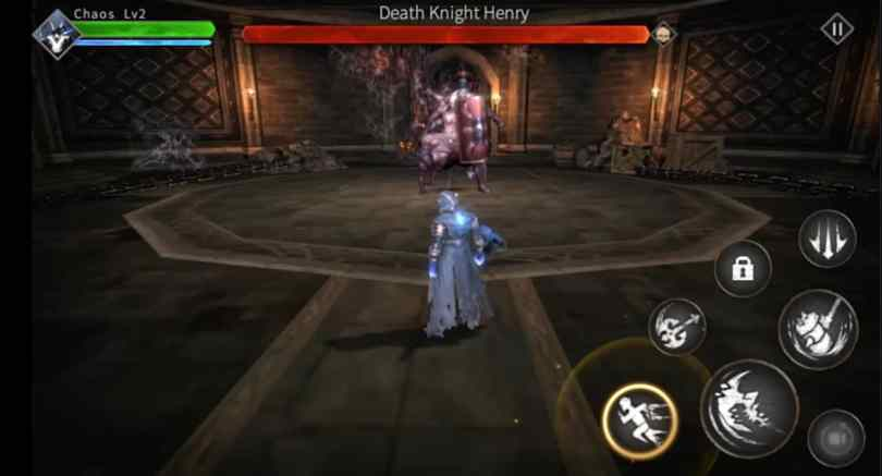 Game life God of War for Android