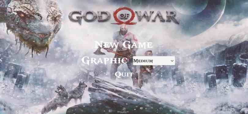 God of War 4 apk Download for Android
