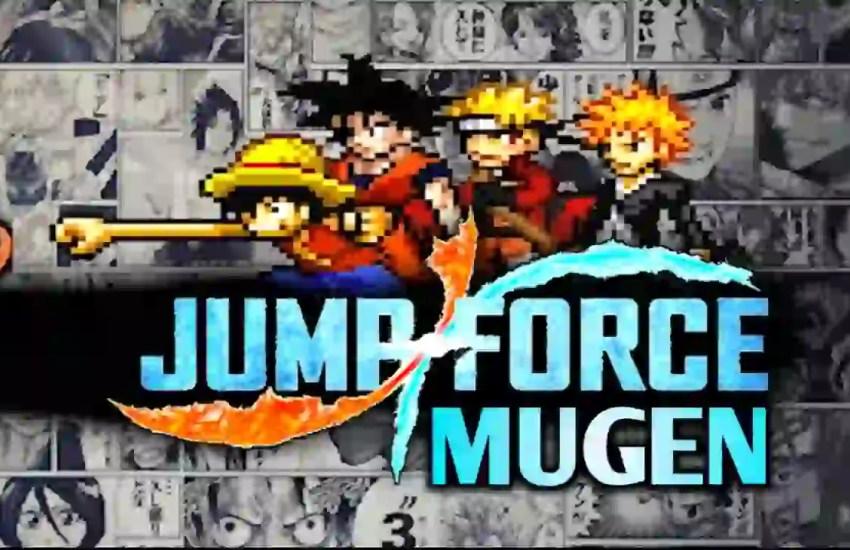 Jump Force Mugen