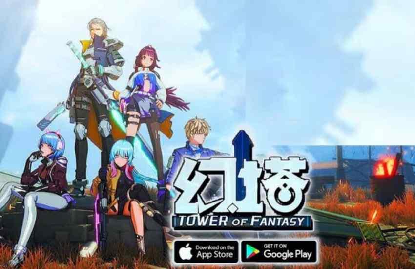 Tower of Fantasy Apk Download