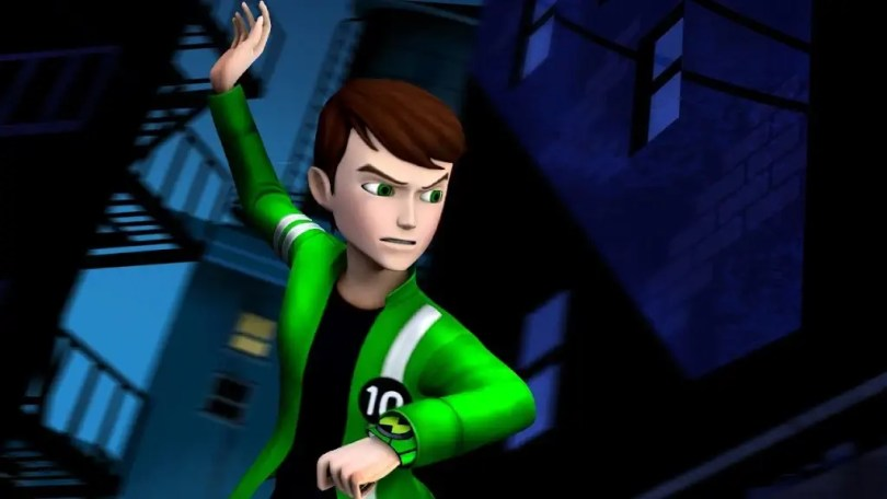 Ben 10 Ultimate Alien Game Download for Android PPSSPP