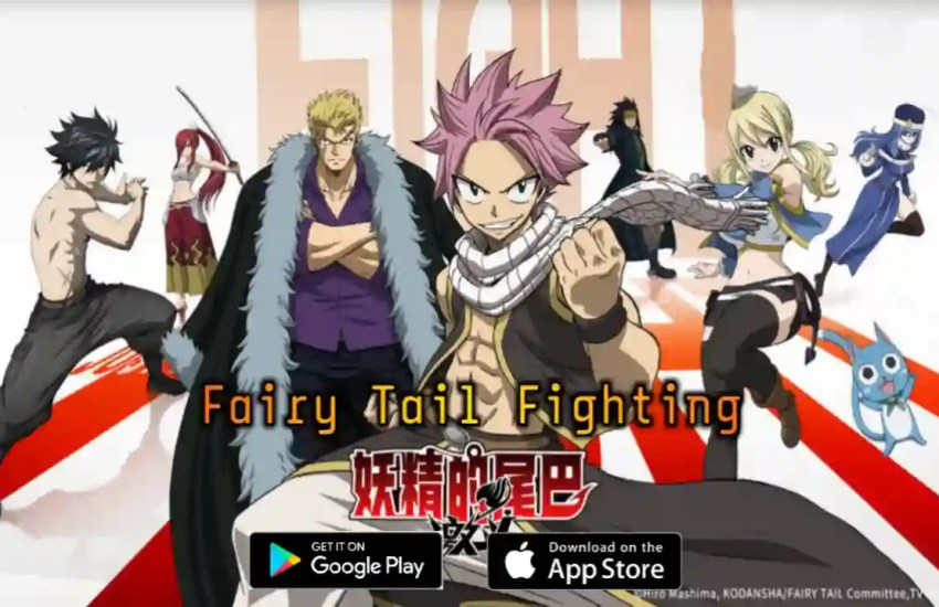 Fairy Tail Fighting Apk Download