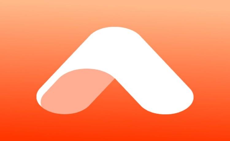 Screenshot of AirBrush