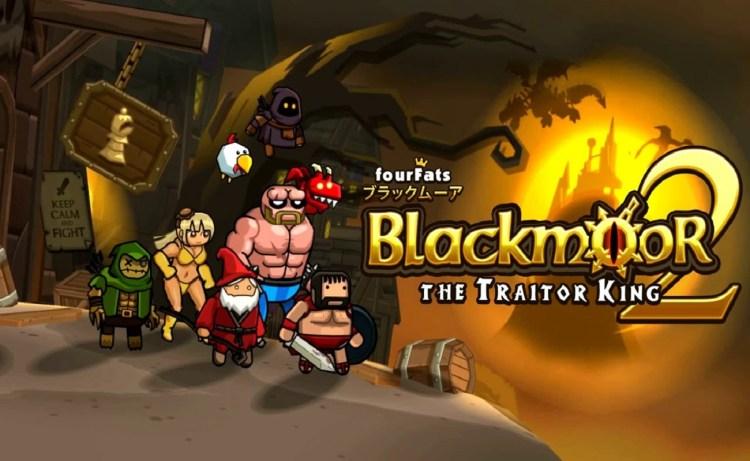 Screenshot of Blackmoor 2