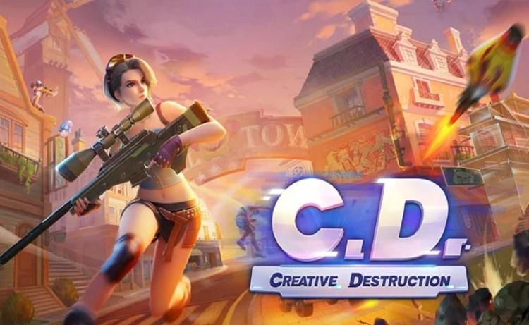Screenshot of Creative Destruction