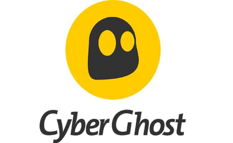 Screenshot of CyberGhost