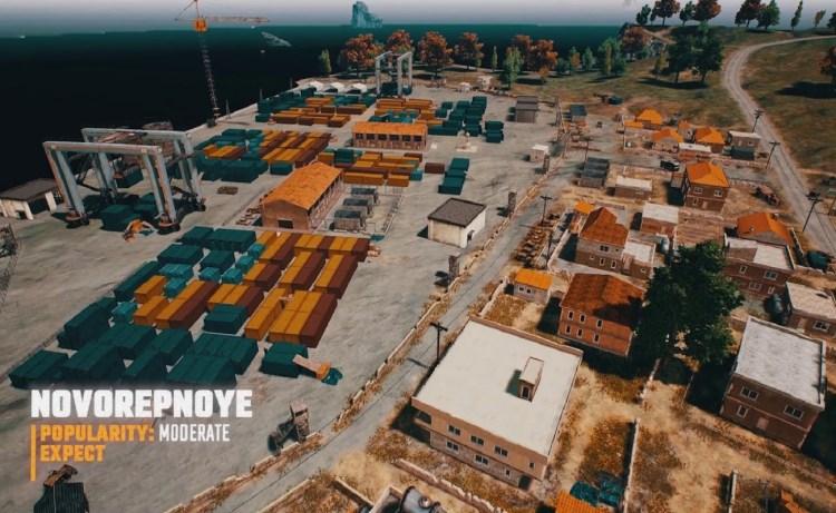 Screenshot of Novorepnoye