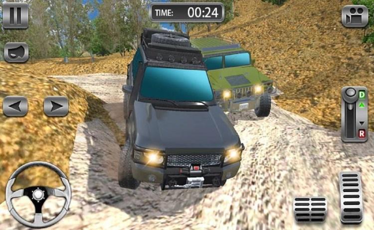 Screenshot of OffRoad Drive Desert