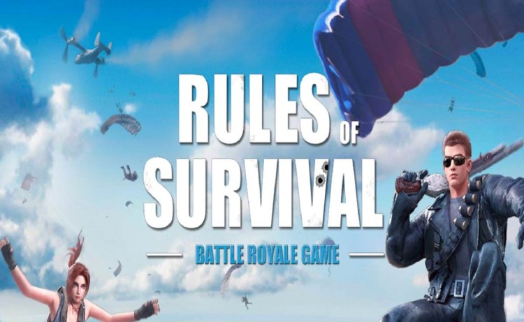 Screenshot of Rules of Survival