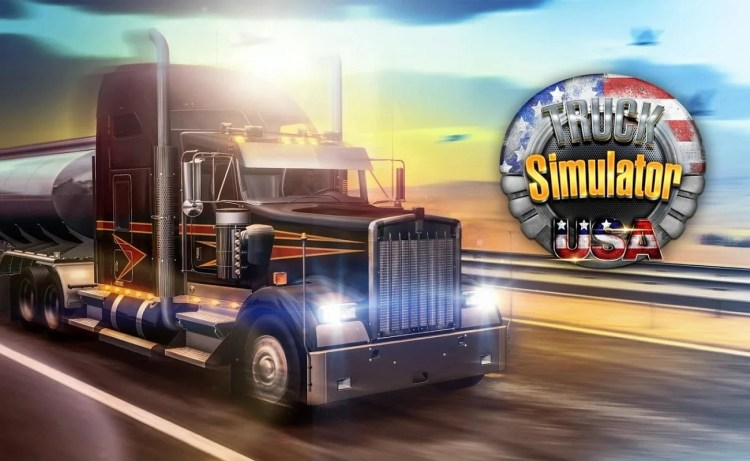 Screenshot of The Truck Simulator USA