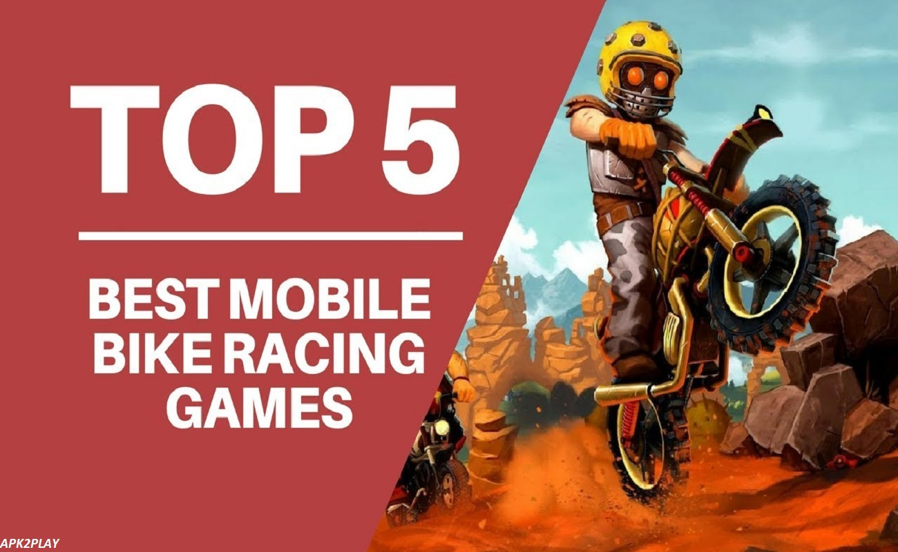 Top 5 Bike Stunt Games