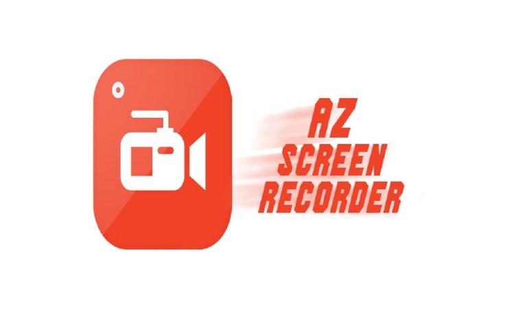 Screenshot of AZ Screen Recorder