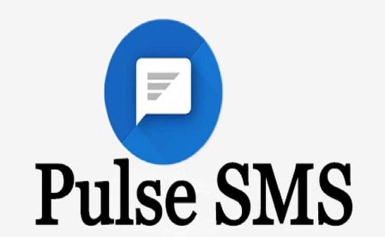 Screenshot of Pulse SMS