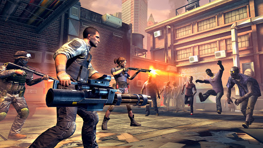 UNKILLED - Multiplayer Zombie Shooter
