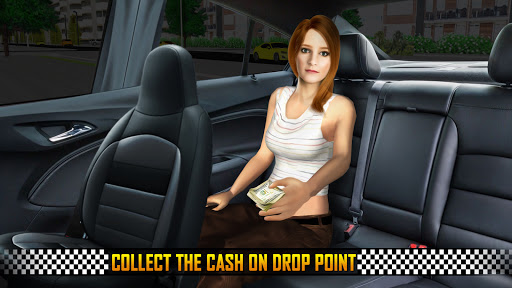Taxi Simulator : Modern Taxi Games 2021 mod apk