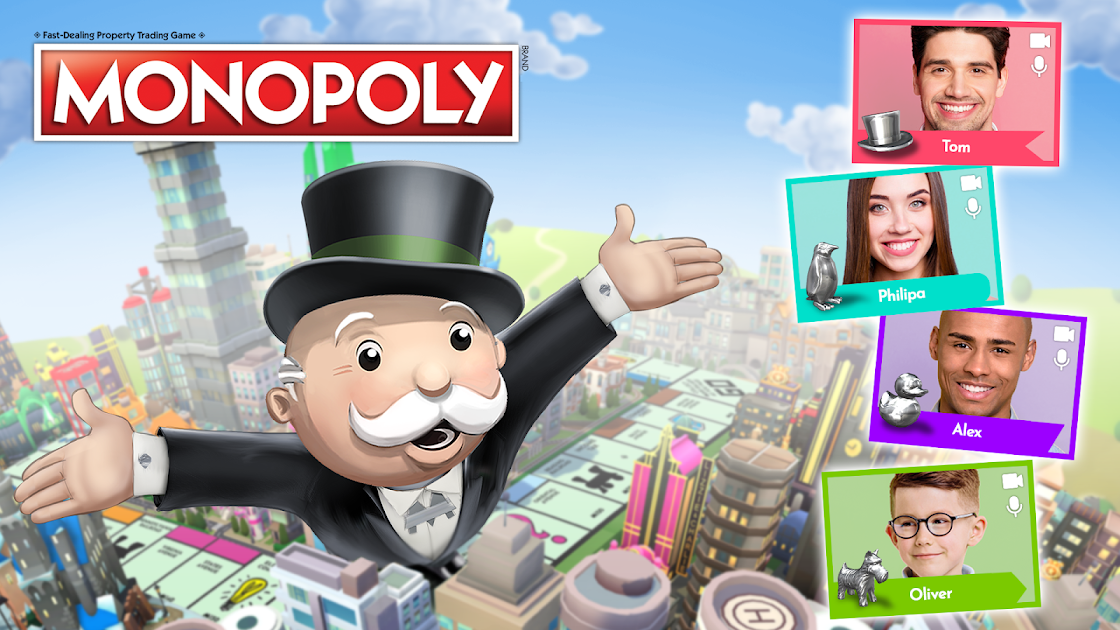 Monopoly - Board game classic about real-estate! mod apk
