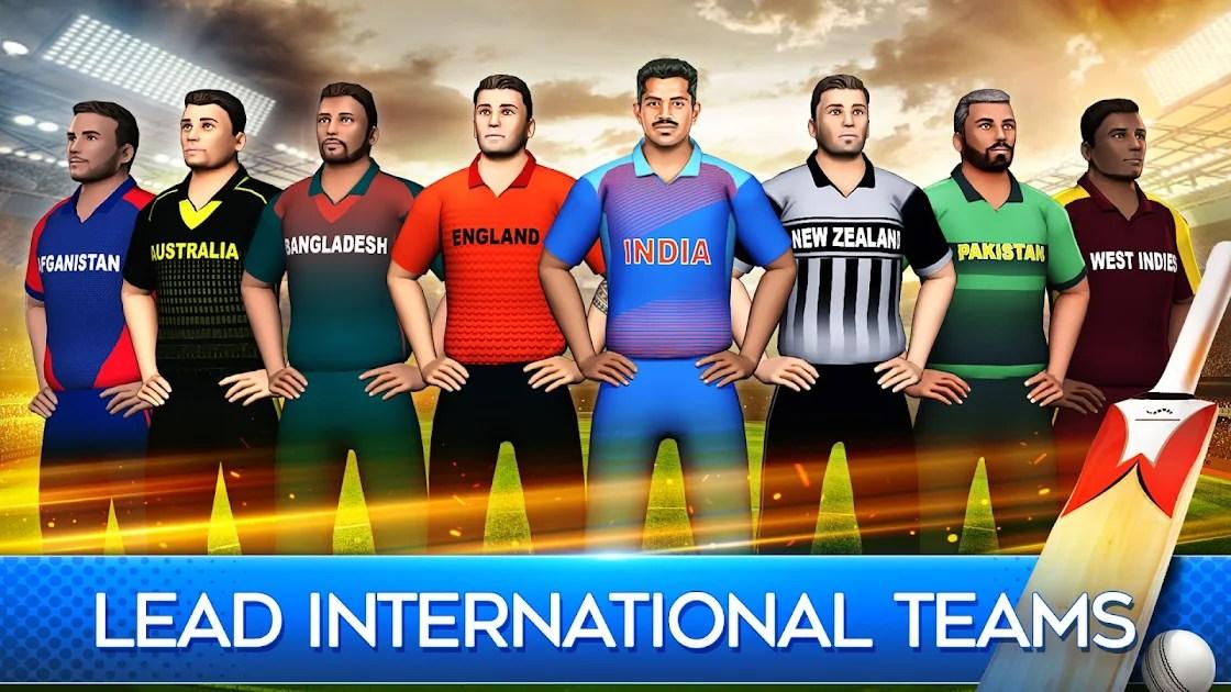 World Cricket Premier League mod apk