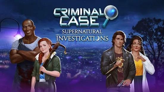 Criminal Case: Supernatural Investigations mod apk