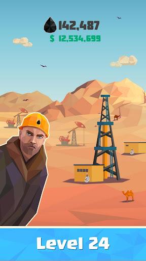 Oil Tycoon: Gas Idle Factory mod apk