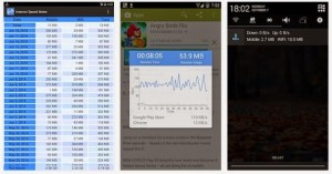 Internet Speed Meter v1.4.1 Patched Apk