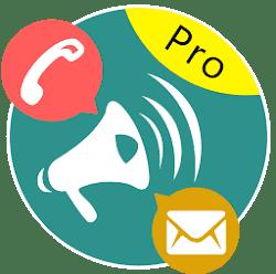 SMS & Call Announcer Pro v2.0.0 [Latest]