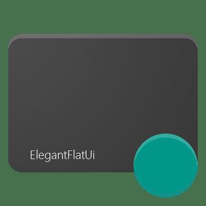 ElegantFlatUi