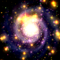 Galaxy Music Visualizer Pro v1.43 [Latest]