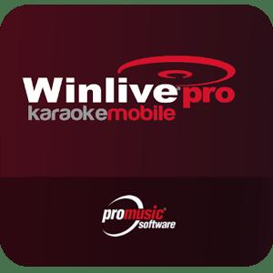 Winlive Pro Karaoke Mobile apk
