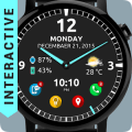 Ultra Watch Face Premium v1.6.7 [Unlocked] [Latest]