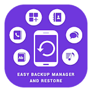 Easy Backup Manager & Restore