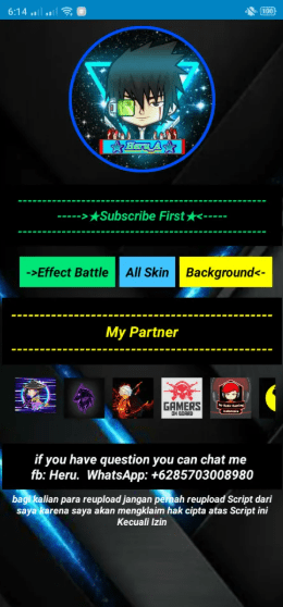 Screenshot of EZ Hunter Apk