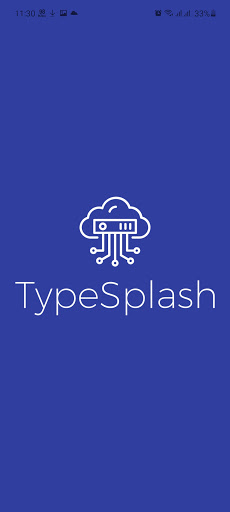 Screenshot of TypeSplash Apk