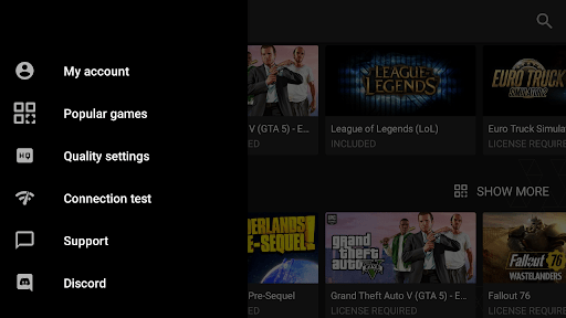 Screenshot of Vortex Hack Apk GTA 5