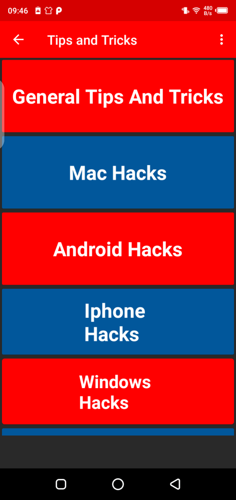 Screenshot of I Hack You Apk