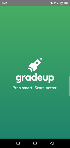 Screenshot of Gradeup For Android