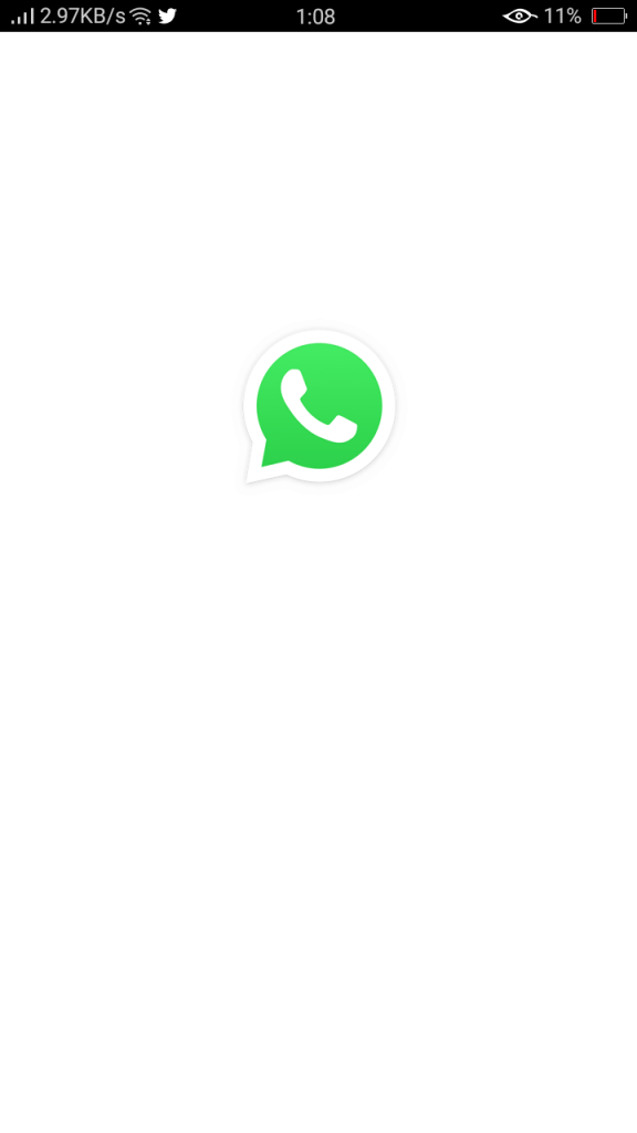Screenshot of SP WhatsApp For Android