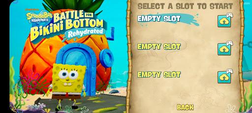 Screenshot of Spongebob Battle For Bikini Bottom Download