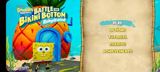 Screenshot of Spongebob Battle For Bikini Bottom For Android