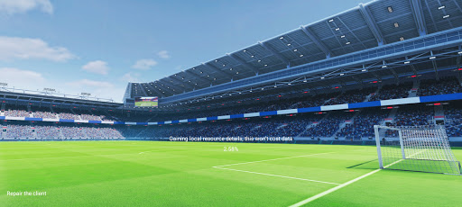 Screenshot of Vive Le Football Android