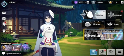 Screenshots of Tensura King Of Monster Download