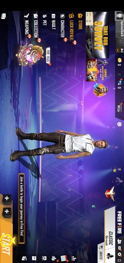 Screenshot of Garena Free Fire Cobra