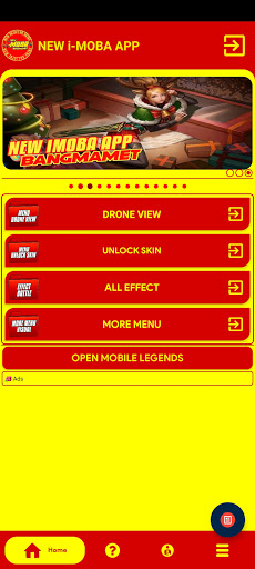 Screenshot of New iMoba App Apk