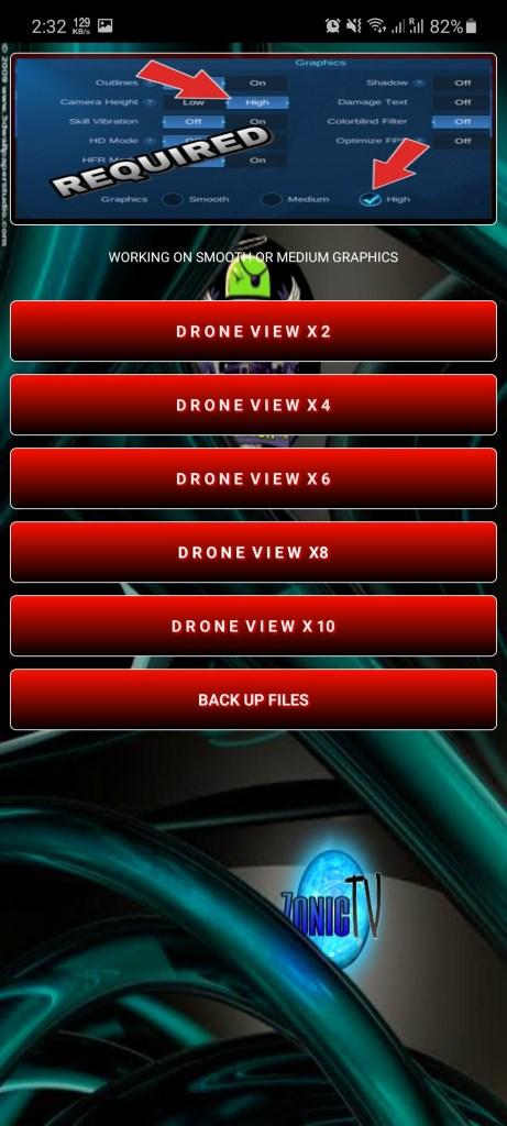 Screenshot of Zonic TV Injector Apk