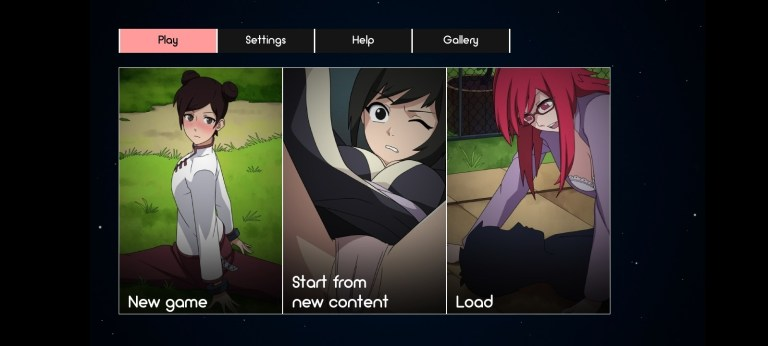 Screenshots of Kunoichi Trainer Download