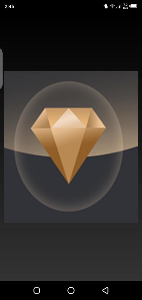 Screenshot of Blackstone App